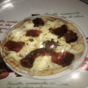 Pizza Tomate seco com muçarela de Búfala 1 un