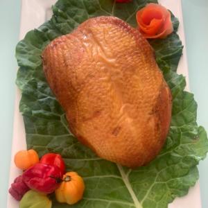 Peito de frango Defumado 1unid