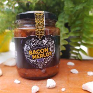 Geleia de Bacon com Merlot - 240g