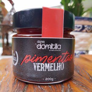 Geleia de Pimentão Vermelho - 200g